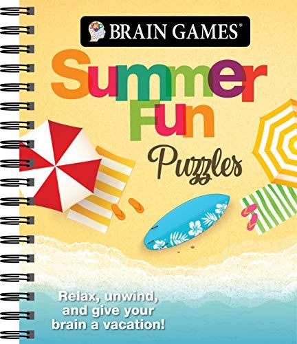 Brain Games - Summer Fun Puzzles...