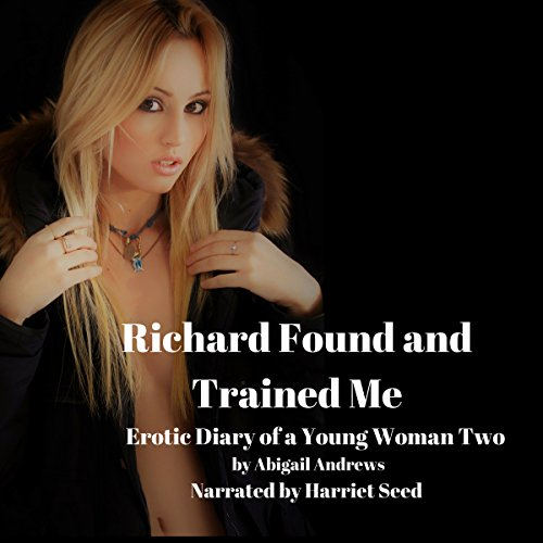 Richard Found and Trained Me audiobook cover art