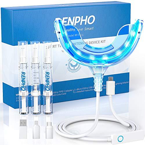Teeth Whitening Kit, RENPHO 16 L...