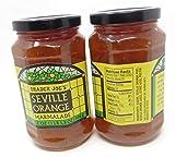 Seville Orange Marmalade Trader Joes 2 Bottles Each 17.5 Oz...