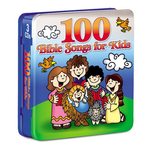 Price comparison product image 100 Bible Songs for Kids