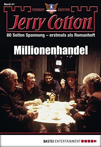 Jerry Cotton Sonder-Edition - Folge 41: Millionenhandel