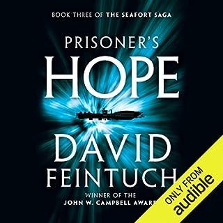 Prisoner's Hope audiobook cover art