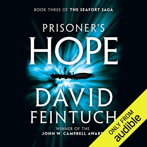 Prisoner's Hope  audiobook cover art