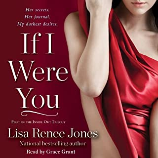 If I Were You                   By:                                                                                                                                 Lisa Renee Jones                               Narrated by:                                                                                                                                 Grace Grant                      Length: 9 hrs and 27 mins     1,011 ratings     Overall 4.1