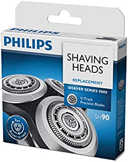 Philips SH90/50 Lot de 3 têtes de rasage compatibles pour Series 9000 (B00LO99YX0) | Amazon price tracker / tracking, Amazon price history charts, Amazon price watches, Amazon price drop alerts