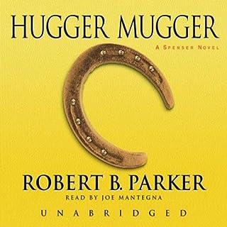Hugger Mugger audiobook cover art