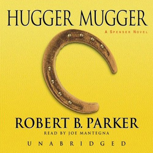 Hugger Mugger audiobook cover art