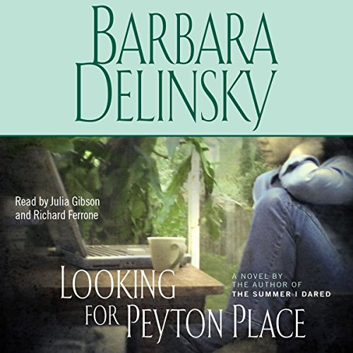 Looking for Peyton Place audiobook cover art