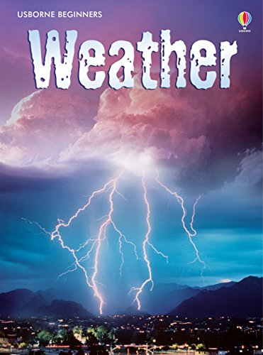 Weather: For tablet devices (Usborne Beginners) (English Edition)