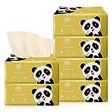 Toilettenpapier Ohne Plastik Toilettenpapier 3 Lagig Wahre Farbe von Bambuspulpe Natürlicher Kein...