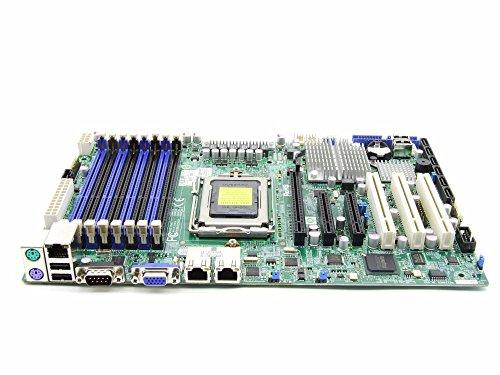 Supermicro H8SGL-F AMD Socket Sockel G34 ATX Server Board Mainboard IPMI2.0 DDR3 (Zertifiziert und Generalüberholt)