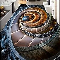 パーソナライズされた大規模な壁画床pvc3d三次元絵画装飾床壁壁の背景 250cmx175cm(98.4x68.9inch) 写真壁画-大きなポスター-壁の装飾-絵画