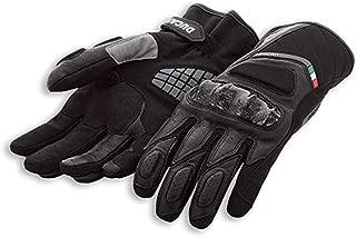 Ducati Sport C3 Gauntlent Style Glove by Spidi Black Medium