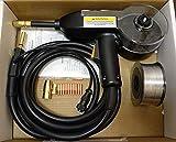 US SELLER 10' MIG Spool gun fit Hobart Spool Runner 100, Handler 190 and Handler 210 MVP Aluminum welding (ETA: 2-8 work days)
