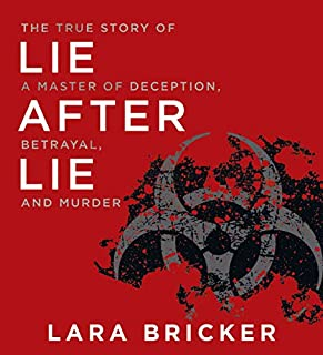 Lie After Lie audiobook cover art