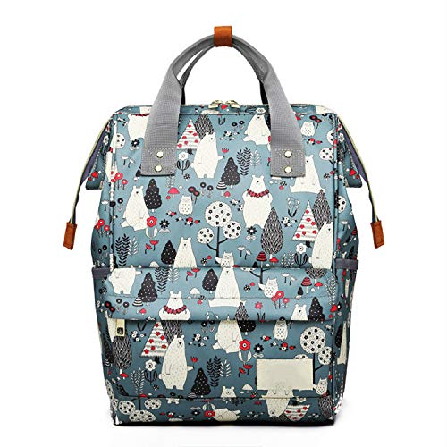 Mommy Bag Maternity Mother and Baby Bag Leisure Backpack Multi-Functional High-Capacity