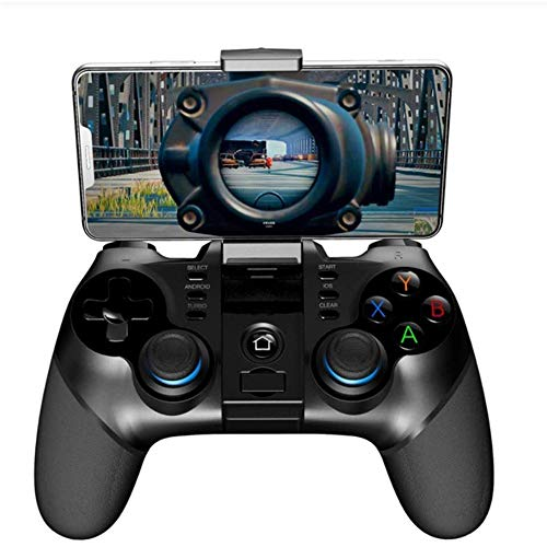 KJRJS Jeu 2.4G sans Fil Mobile contrôleur Bluetooth Gaming Gamepad Manette de Jeu for Ordinateur/téléphone Portable/Smart TV/TV Box