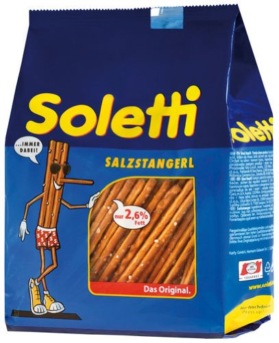palos de sal Soletti - 250 g