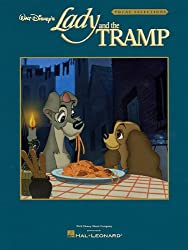 Lady and the tramp piano, voix, guitare