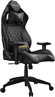 GAMDIAS APHRODITE ML1 Gaming Chair, High Back Headrest and Lumbar with Ergonomic Racing Seat, Black (APHRODITE ML1 Black/B...