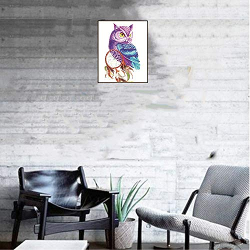 Fasclot Animal Embroidery Paintings Rhinestone Pasted DIY Diamond Painting Cross Stitch Home & Garden Diamond Painting