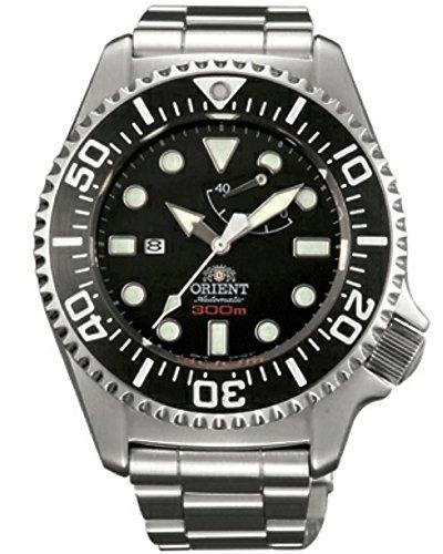 腕時計 WV0101EL for saturation diving diver 300m automatic winding Orient Men's Watch WORLD STAGE Co...