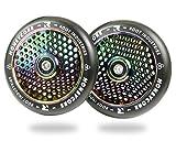 #1. ROOT INDUSTRIES Honeycore Wheels 110mm