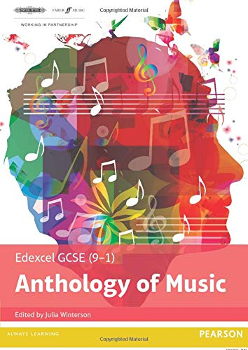 Edexcel GCSE (9-1) Anthology of Music (Edexcel GCSE Music 2016)