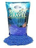 Pettex Roman Gravier Aquatique , 2 kg, bleu sonique