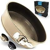 Zulay Premium 9 Inch Cheesecake Pan - Springform Pan with Safe...