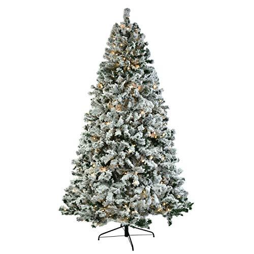 Árbol de Navidad XIOASI - Árbol de Navidad (PVC, 2,3 m, estructura automática, decoración de Navidad