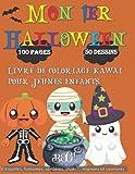 Livre de coloriage d'Halloween p...
