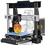Win-Tinten A8 Madera Upgrade High Precision 3D Printer Reprap Prusa I3 DIY Kits Marco...
