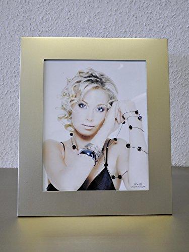 Casablanca Fotorahmen Ora Metall Gold 33cm x28cm 32764 Dekoidee Geschenkidee Hochzeit Bilderrahmen