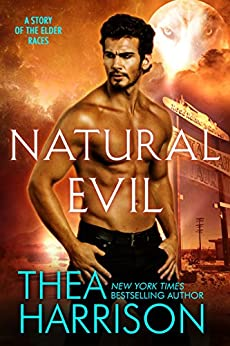 Natural Evil: A Novella of the Elder Races by [Thea Harrison]