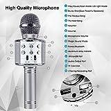 Zoom IMG-1 shinepick microfono karaoke 4 in