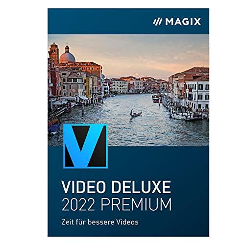 Magix -  Video deluxe Premium