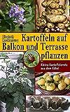 Kartoffeln auf Balkon und Terrasse pflanzen: Kleine Kartoffelernte aus dem Kübel