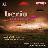 Edward Gardner - Berio Orchestral Realisations... (SACD)