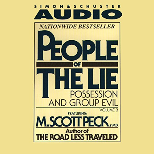 People of the Lie, Volume 3 audiobook cover art