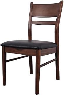 Amazon.es: sillas comedor madera nogal