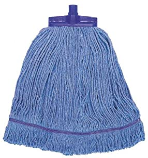 Changer Large Mop Socket Color: Blue
