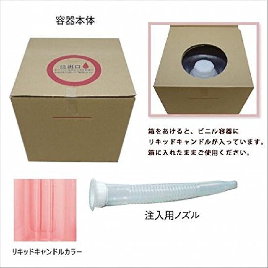 ブームところで修理工カメヤマキャンドル(kameyama candle) リキッドキャンドル5リットル 「 ピンク 」