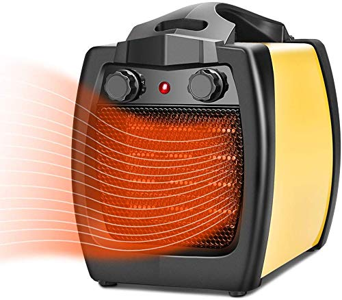 Portable Space Heater Thermostat Adjustable