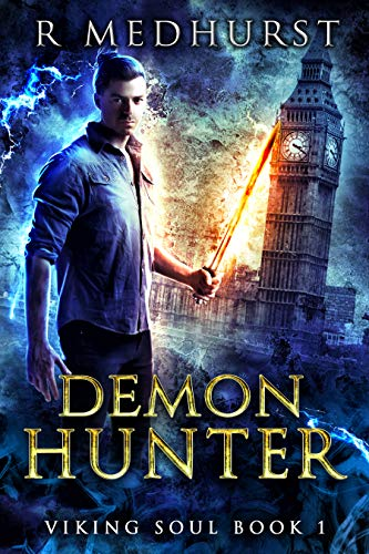 Demon Hunter: An Urban Fantasy Novel (Viking Soul Book 1)