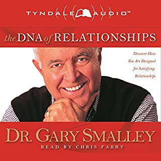 The DNA of Relationships audiobook cover art