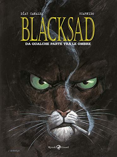 Da qualche parte tra le ombre (Blacksad Vol. 1) (Italian Edition)