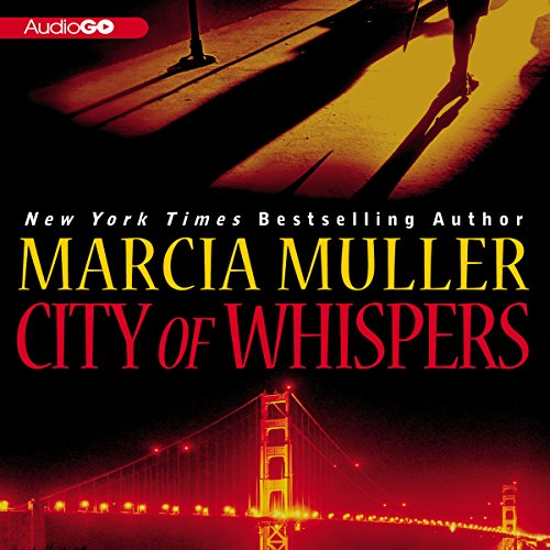 City of Whispers audiobook cover art