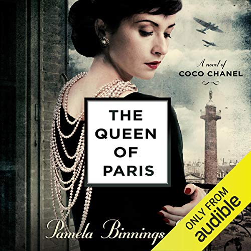 The Queen of Paris cover art